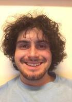A photo of Noah, a tutor from Goucher College