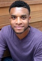 A photo of Keenan, a tutor from Frostburg State University