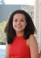 A photo of Shayna, a tutor from University of Arkansas