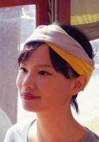 A photo of Ivy, a tutor from Beijing Language and Culture University