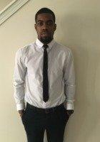A photo of Patrick, a tutor from Johnson C Smith University
