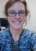 A photo of Gabriela, a tutor from Indiana Wesleyan University
