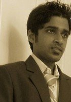 A photo of Gowthaman, a tutor from CMR University