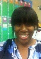 A photo of Regina, a tutor from Florida Memorial University
