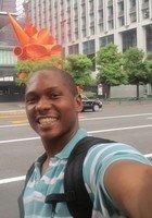 A photo of Zeke, a tutor from Abilene Christian University