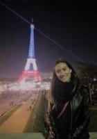 A photo of Gabi, a tutor from New York University