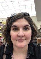 A photo of Emily, a tutor from St Edwards University
