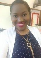 A photo of Reneesha, a tutor from Eastern Illinois University