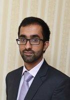 A photo of Mehdi, a tutor from Stony Brook University