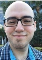 A photo of Roberto, a tutor from New Jersey City University
