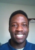 A photo of Etoroabasi, a tutor from Texas A & M University-College Station