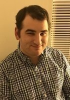 A photo of Kevin, a tutor from Christopher Newport University