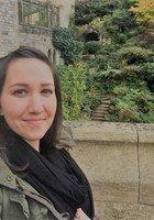 A photo of Liz, a tutor from University of Kansas