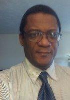 A photo of Joseph, a tutor from Massachusetts Bay Community College