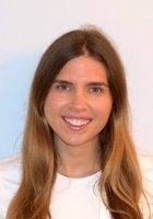 A photo of Lila, a tutor from Barnard College