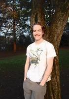 A photo of Chase, a tutor from Portland State University