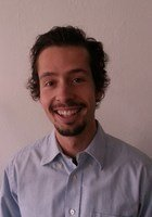 A photo of Ezekiel, a tutor from Northeastern University