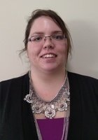 A photo of Meigan, a tutor from Washington State University