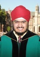 A photo of Sarabjeet, a tutor from Washington University in St Louis