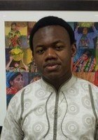 A photo of Uchenna, a tutor from The Texas A&M University System Office