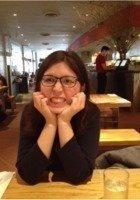 A photo of Maria, a tutor from Universidad Central de Venezuela