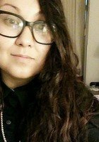 A photo of Lorena, a tutor from Texas State University-San Marcos