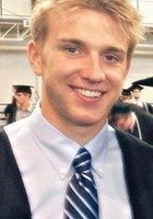 A photo of Mason, a tutor from St Olaf College