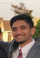 A photo of Rahul, a tutor from Rutgers University New Brunswick