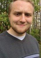 A photo of Jeffry, a tutor from St Johns University