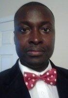 A photo of Samuel, a tutor from University of Cape Coast Ghana