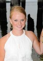 A photo of Anya, a tutor from Fairfield University