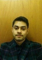 A photo of Sameer, a tutor from New York University