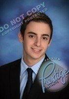 A photo of Zachary, a tutor from Stony Brook University