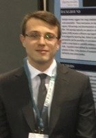 A photo of Dennis, a tutor from George Washington University