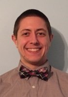 A photo of Louie, a tutor from Southern Connecticut State University