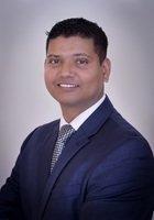 A photo of Richesh, a tutor from George Mason University