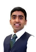 A photo of Abhijith, a tutor from York College Pennsylvania