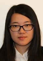 A photo of Sisi, a tutor from Nanjing Normal University