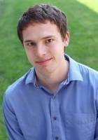 A photo of Joshua, a tutor from Northwestern University