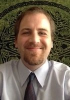 A photo of Conor, a tutor from Humboldt State University
