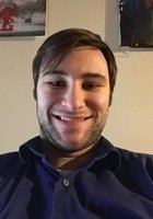 A photo of Kevin, a tutor from Ursinus College