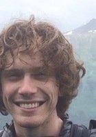 A photo of Sam, a tutor from University of Arizona
