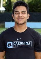 A photo of Adonis, a tutor from University of North Carolina at Chapel Hill