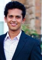 A photo of Ashraf, a tutor from Emory University