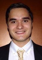 A photo of Krystian, a tutor from Villanova University