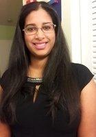A photo of Valeria, a tutor from Florida International University