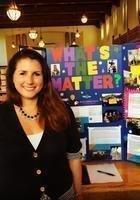 A photo of Elizabeth, a tutor from University of San Francisco
