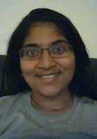 A photo of Koumudhi, a tutor from Virginia Commonwealth University