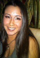 A photo of Justine, a tutor from CUNY Hunter College