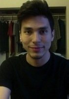 A photo of Saul, a tutor from El Camino Community College District